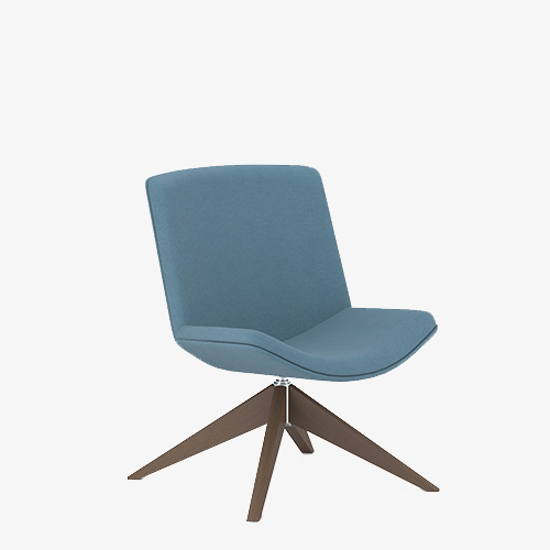 Spirit Low Back Lounge Chairs