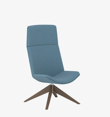 Spirit High Back Lounge Chair
