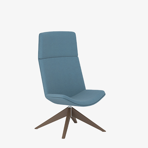 Spirit High Back Lounge Chair