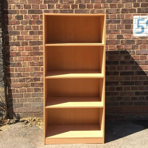 2nd Hand Beech Bookcase