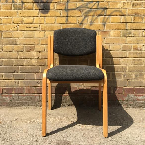 2nd Hand Stacking Conference Chairs
