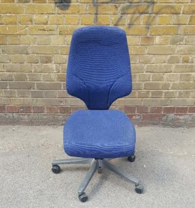 2nd Hand Giroflex G64 Chairs without Arms