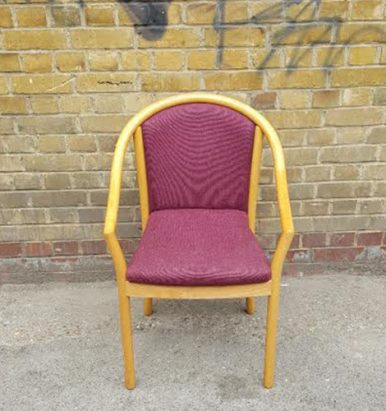 Used Waiting Room Chair