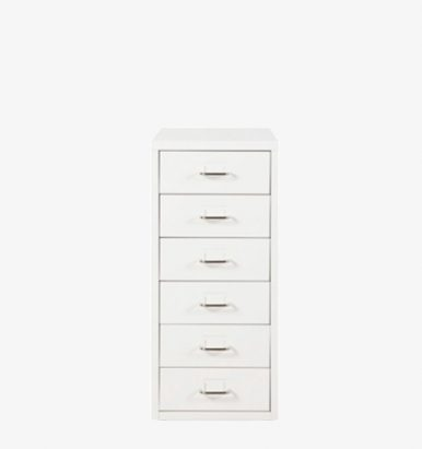 2nd Hand Cream Multidrawers