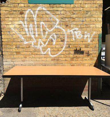 Large Tilt Top Tables