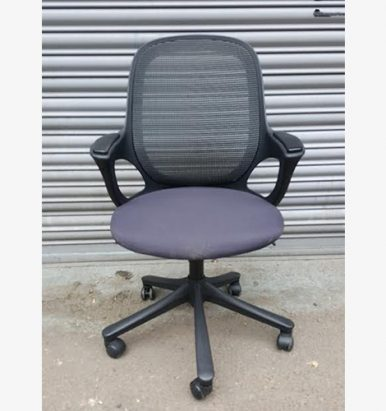 Verco Graphite Pepper Chairs 2nd Hand