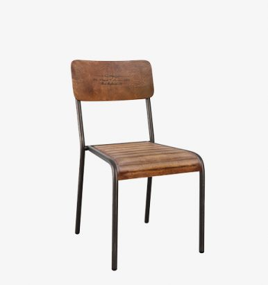 Henley Stacking Chairs