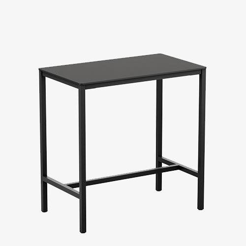 Extrema-Anthracite-4-Leg-Poseur-Table-Black-119x69cm-ZA.743CT
