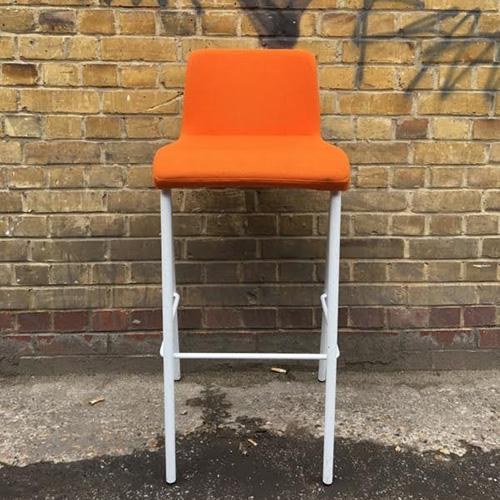 Orange Stool – 2