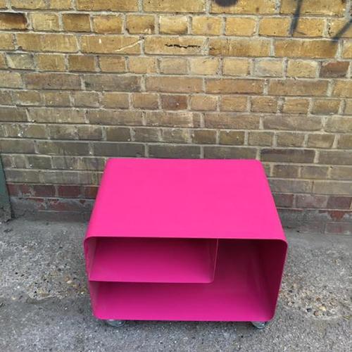 Pink media unit – 1