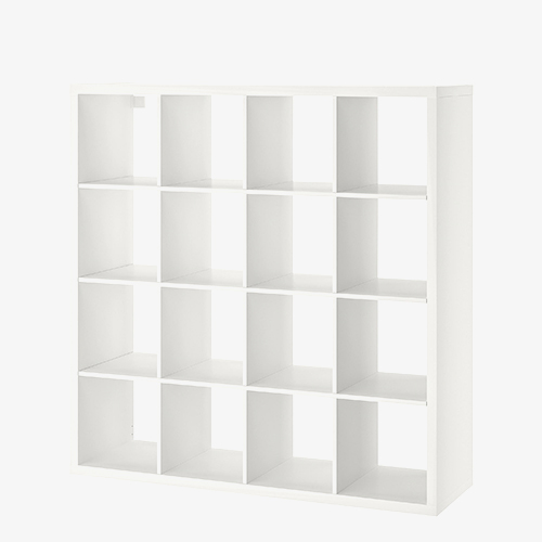 Square bookcases