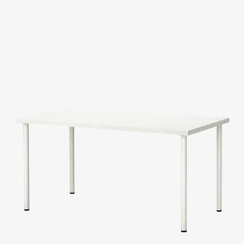 Budget white tables