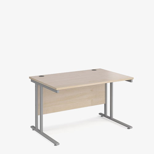 Maple desk - cheap desks - home office