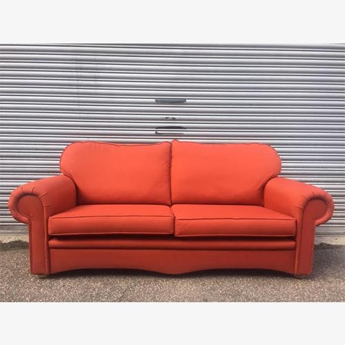 2nd – Orange 2x seater