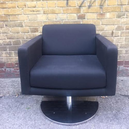 2nd – grey armchair – 2