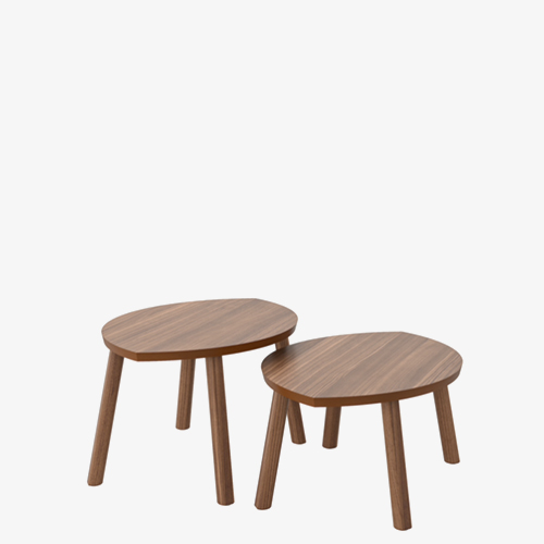 2nd hand – Nest of tables