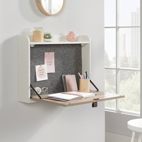 Avon Home Office Wall Desk - From Office Furniture in London