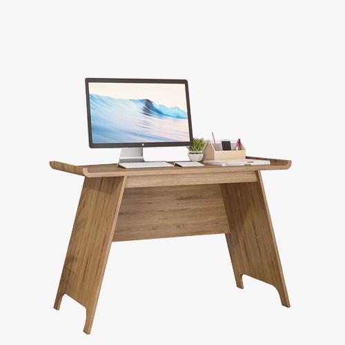 Trestle Desk – Oak – 2