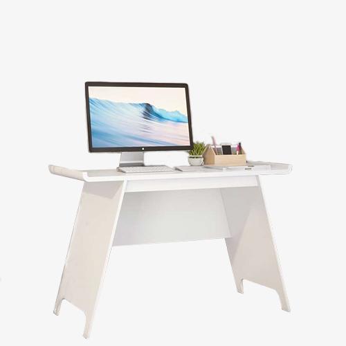 Trestle Desk – white – 2