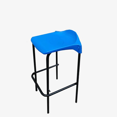 Blue Stacking Stools – 1